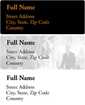 Address Labels - Blank