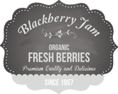 Jam Labels - Chalkboard