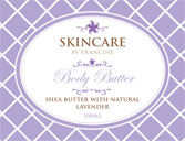 Bath & Body Labels - Plumeria