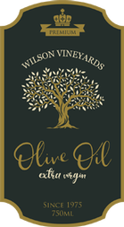 Olive Oil Labels - Olive Grove