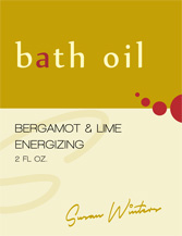 Bath & Body Labels - Signature