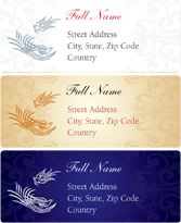 Address Labels - Wedding Day